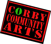 Corby Community Arts Logo