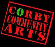 Corby Community Arts Logo